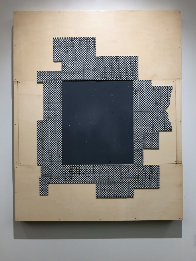 Ken Weatherby, 221 (derriere le miroir), 2014